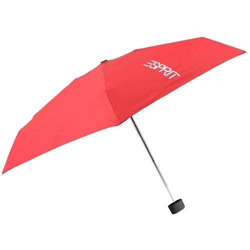 Regenschirme für Frauen - ESPRIT Esbrella Taschenschirm Softbox cranberry  - Onlineshop ABOUT YOU