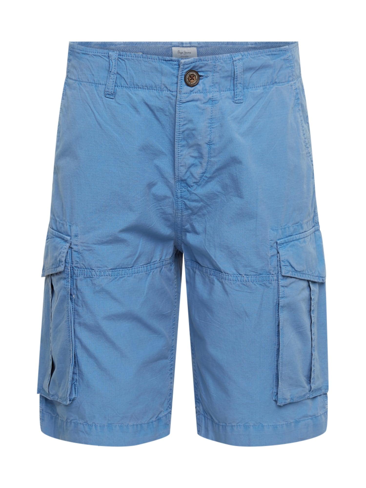 "Pepe Jeans Laisvo stiliaus kelnės 'JOURNEY' sodri mėlyna (""karališka"")"