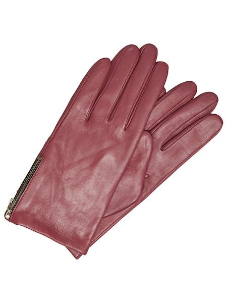 Handschuhe für Frauen - SELECTED FEMME Handschuhe rot  - Onlineshop ABOUT YOU