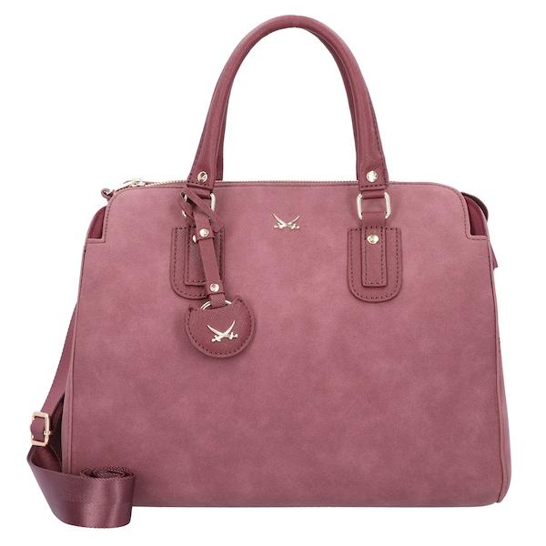 Handtaschen - Handtasche › SANSIBAR › pastellrot  - Onlineshop ABOUT YOU