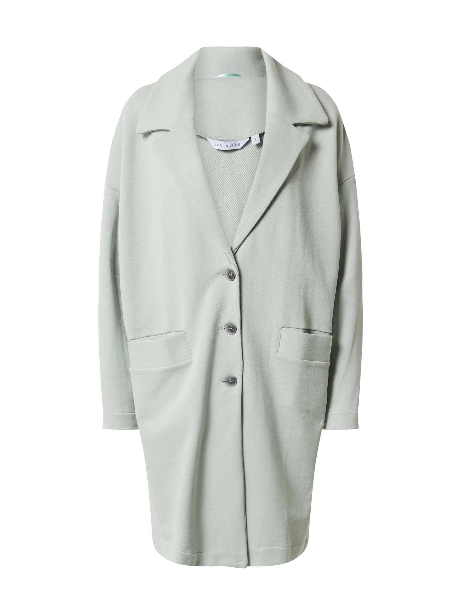 JAN 'N JUNE Prechodný kabát 'Bradford'  mätová