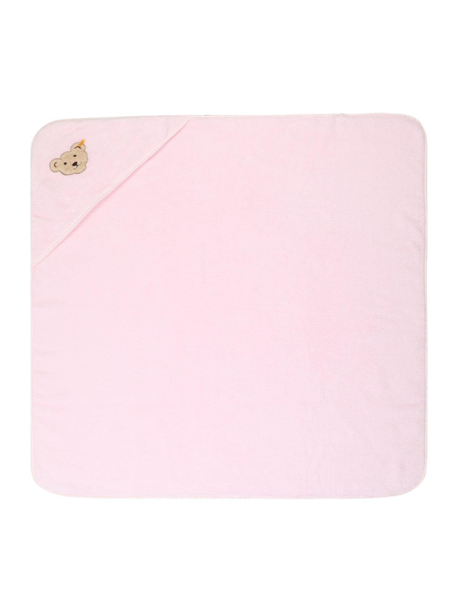 Koupací plášť růžová Steiff Collection