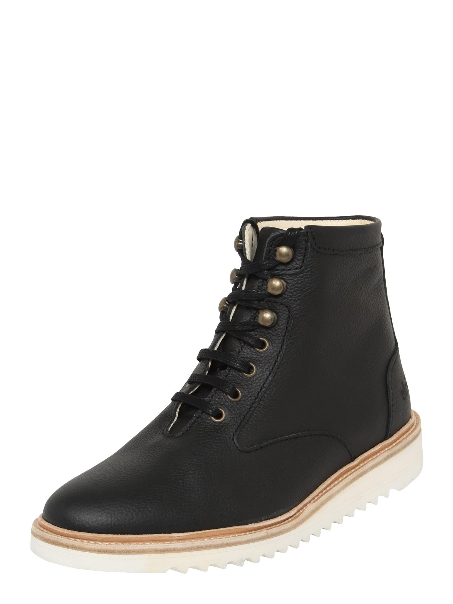 EKN Footwear Auliniai batai su raišteliais
