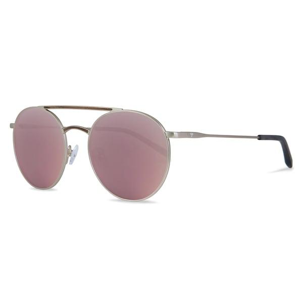 Sonnenbrillen für Frauen - Kerbholz Sonnenbrille 'John' braunmeliert rosegold beere  - Onlineshop ABOUT YOU