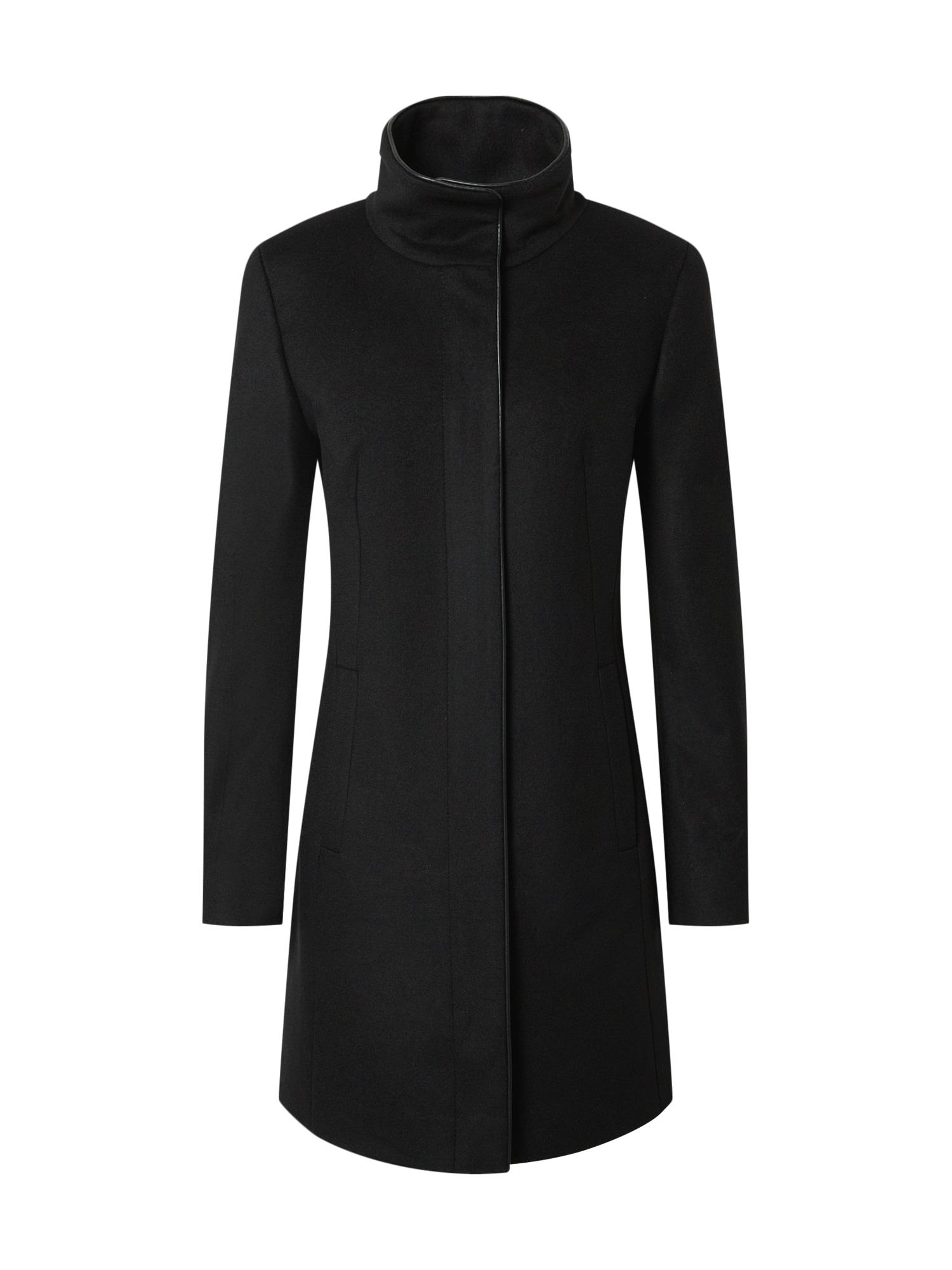 HUGO Rudeninis-žieminis paltas 'Malura' juoda