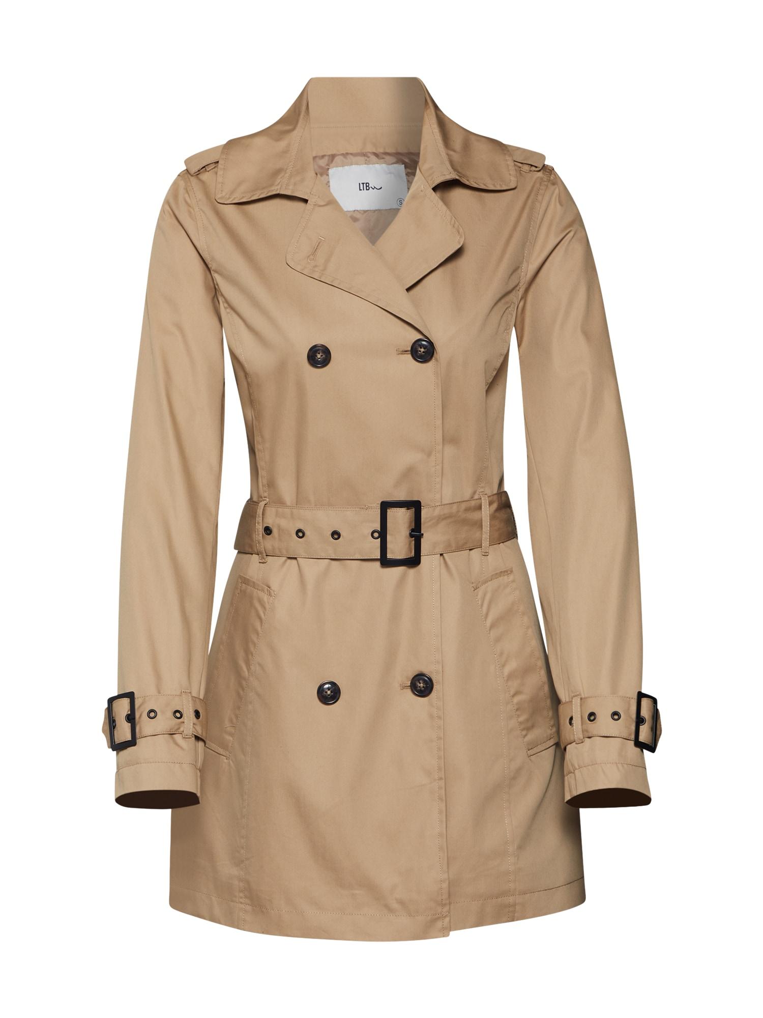 LTB Rudeninis-žieminis paltas 'SOYOPE' smėlio