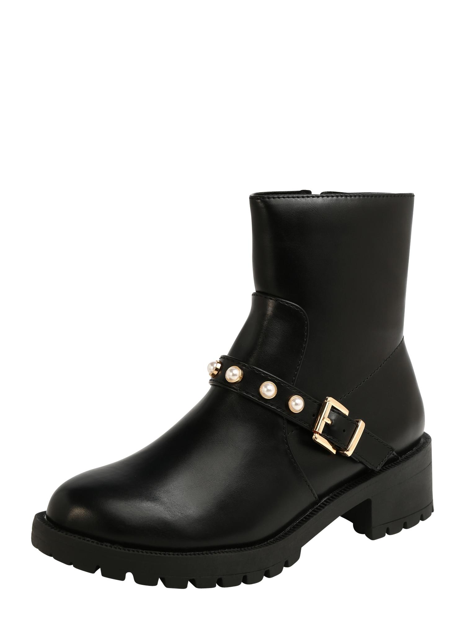 Bianco Auliniai batai juoda