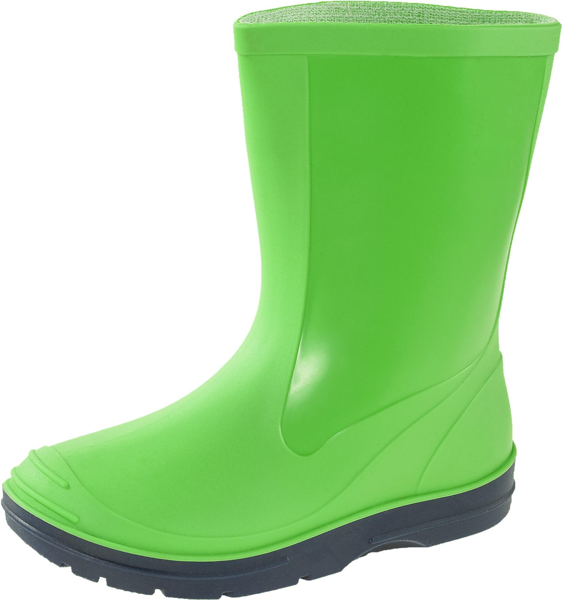 BECK Guminiai batai žalia