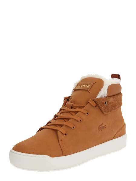Sneakers für Frauen - Sneaker 'EXPLORATEUR THERMO 419 1 CFA' › Lacoste › braun weiß  - Onlineshop ABOUT YOU