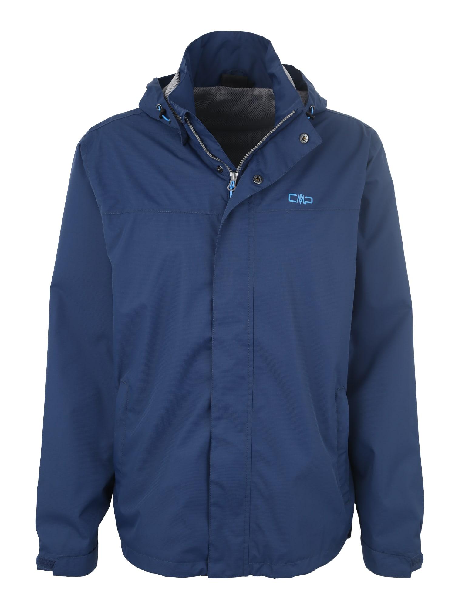 Sportovní bunda marine modrá CMP