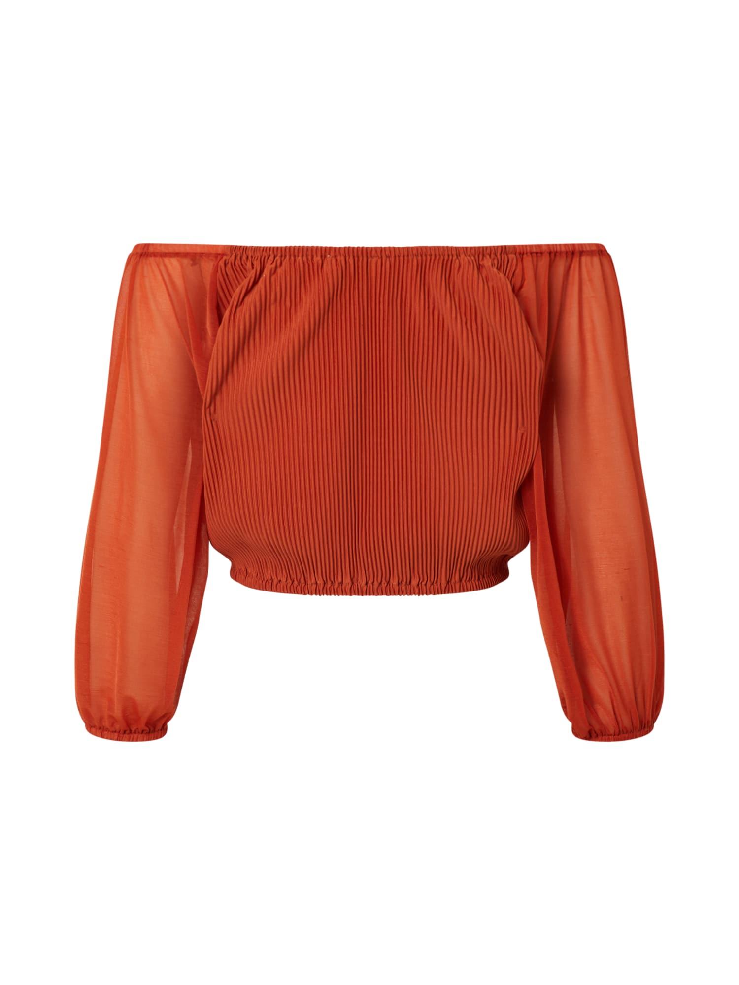 ABOUT YOU Blus 'Catharina'  orange