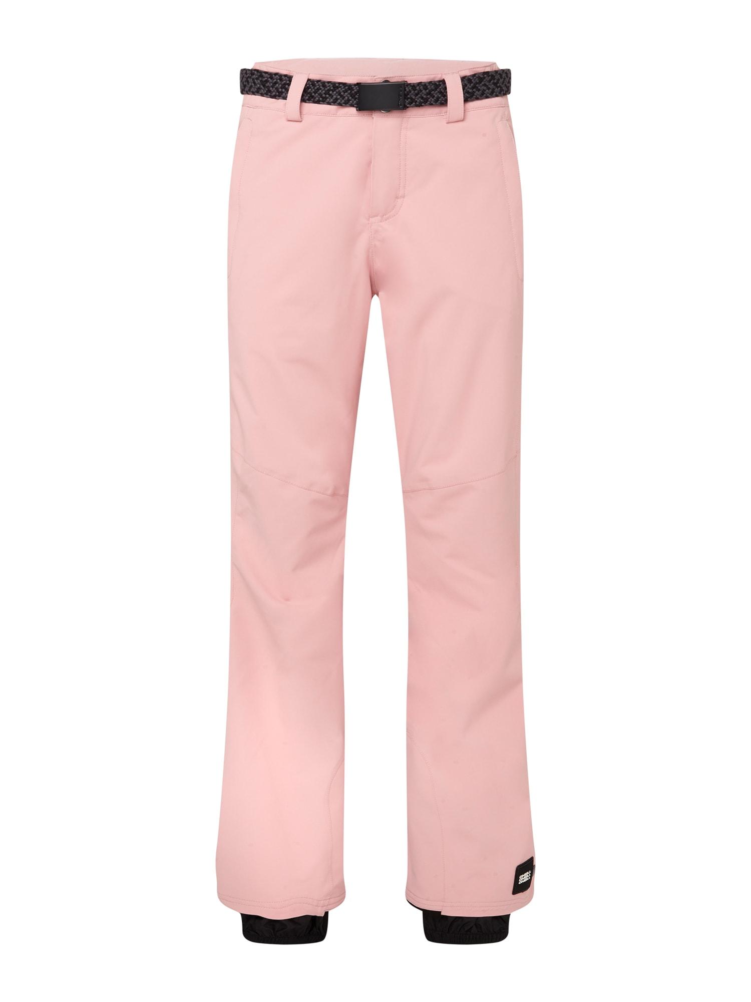 O'NEILL Sportinės kelnės 'PW STAR' rožių spalva