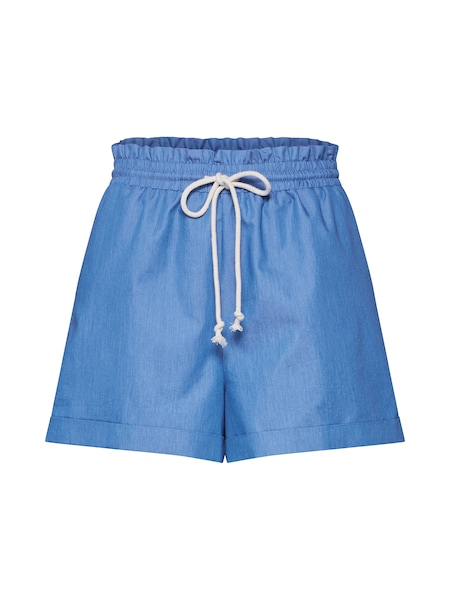 Hosen - Shorts 'Francesca' › EDITED › blau  - Onlineshop ABOUT YOU