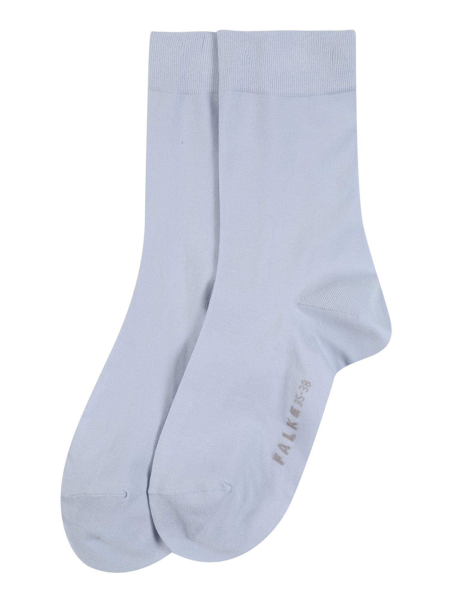 FALKE Kojinės 'Cotton Touch' mėlyna