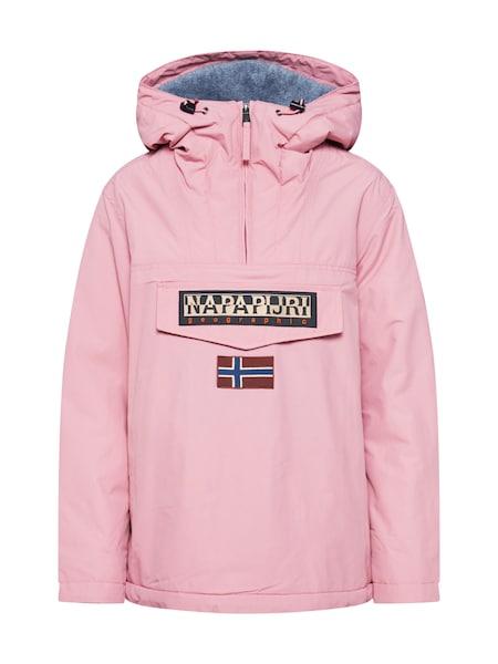 Jacken - Jacke 'RAINFOREST W WINT' › NAPAPIJRI › mischfarben pink  - Onlineshop ABOUT YOU