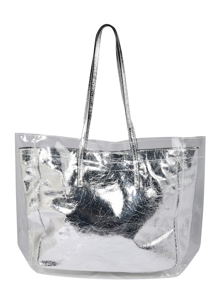 Shopper für Frauen - ALDO Shopper 'DORORIS' silber  - Onlineshop ABOUT YOU