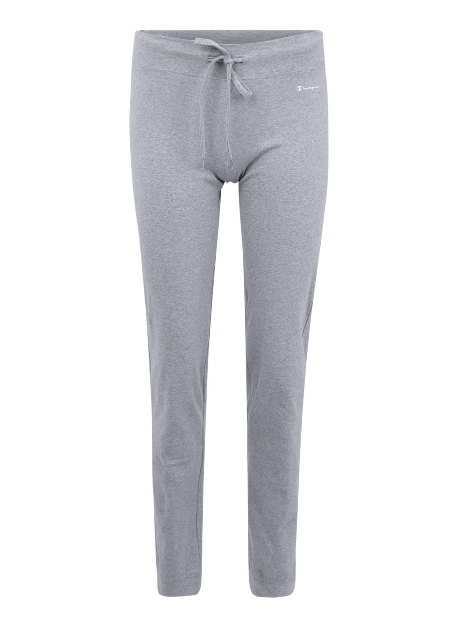 Sportovní kalhoty Cuffed šedá Champion Authentic Athletic Apparel