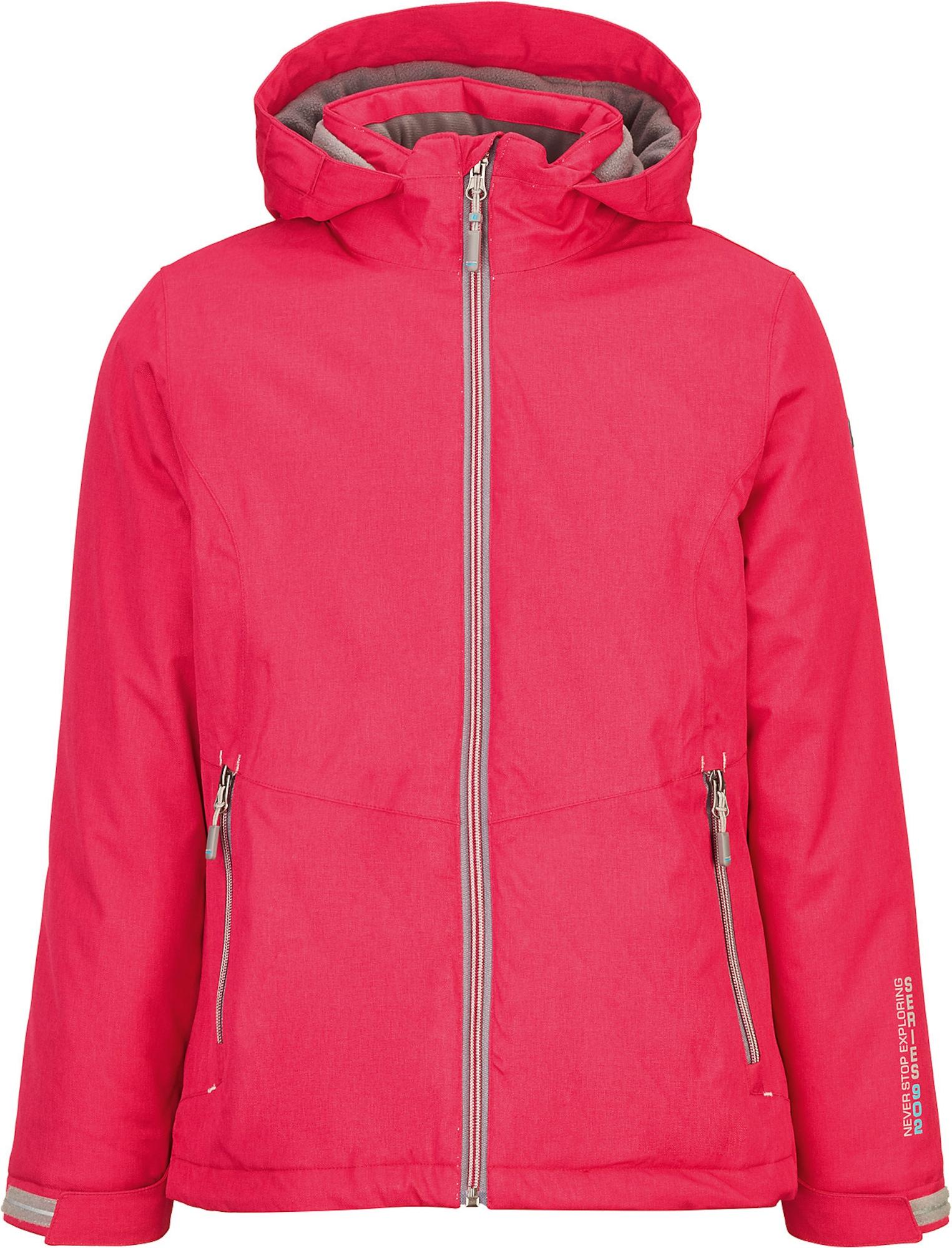 KILLTEC Outdoorová bunda 'Narissa'  ružová
