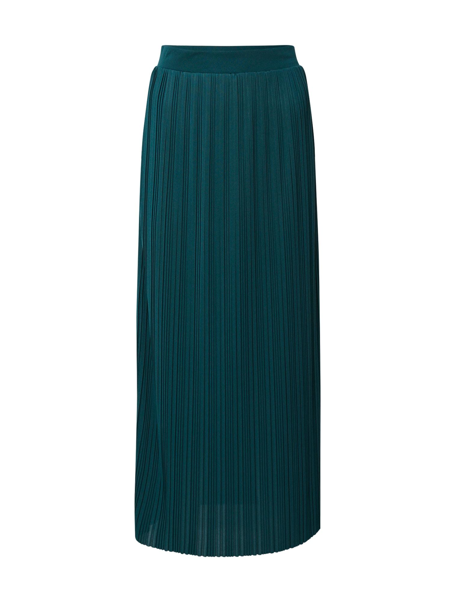 ABOUT YOU Sijonas 'Talia' žalia / benzino spalva