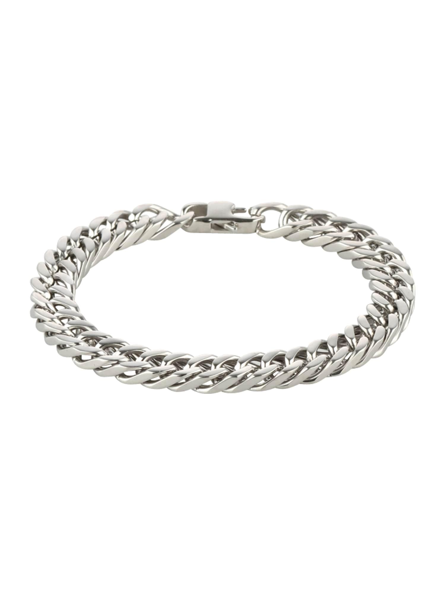 Náramek Bracelet Classic Line II stříbrná ROYAL-EGO