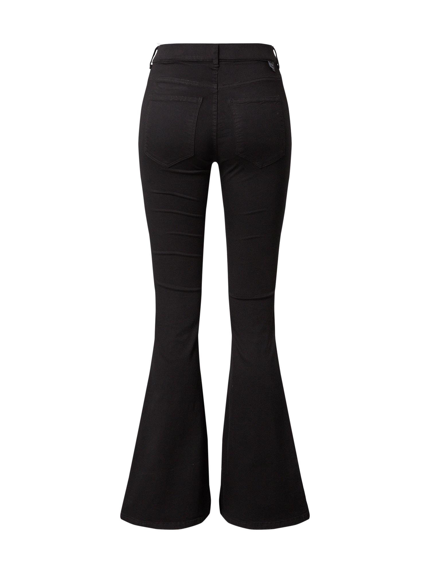Dr. Denim Jeans 'Macy'  svart denim