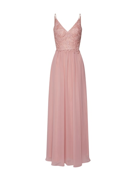 Festtagsmode für Frauen - Mascara Abendkleid rosé  - Onlineshop ABOUT YOU