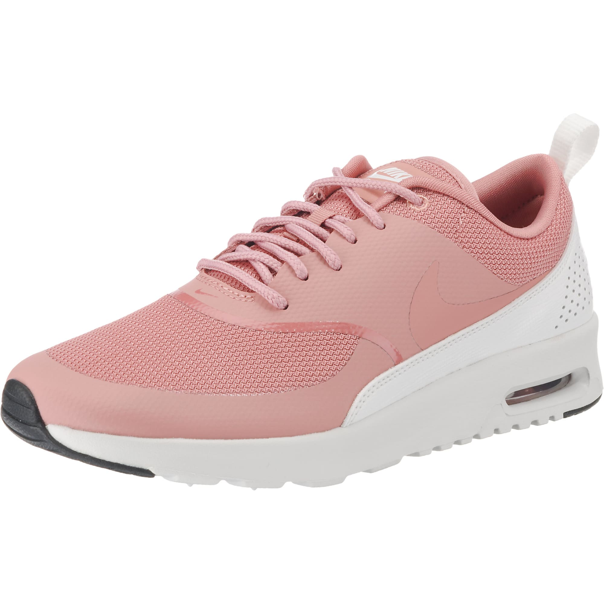 premium selection 60970 af61a nike Nike Sportswear Dames Sneakers Laag Air Max Thea Rose Wit nike kopen  in de aanbieding