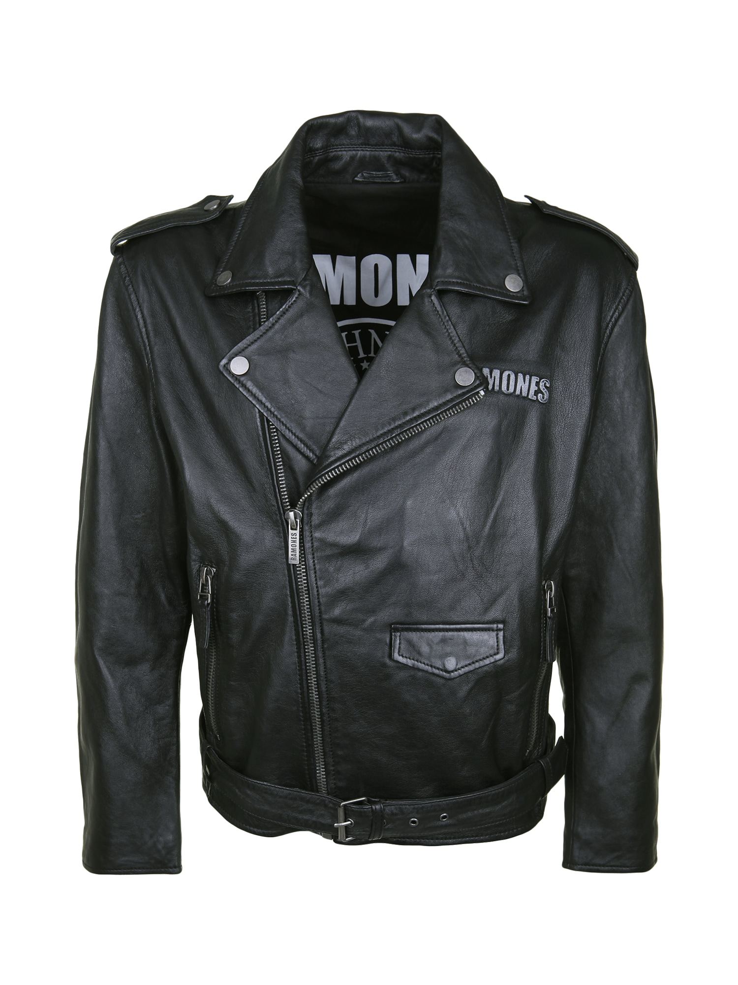 Přechodná bunda Ramones černá Gipsy