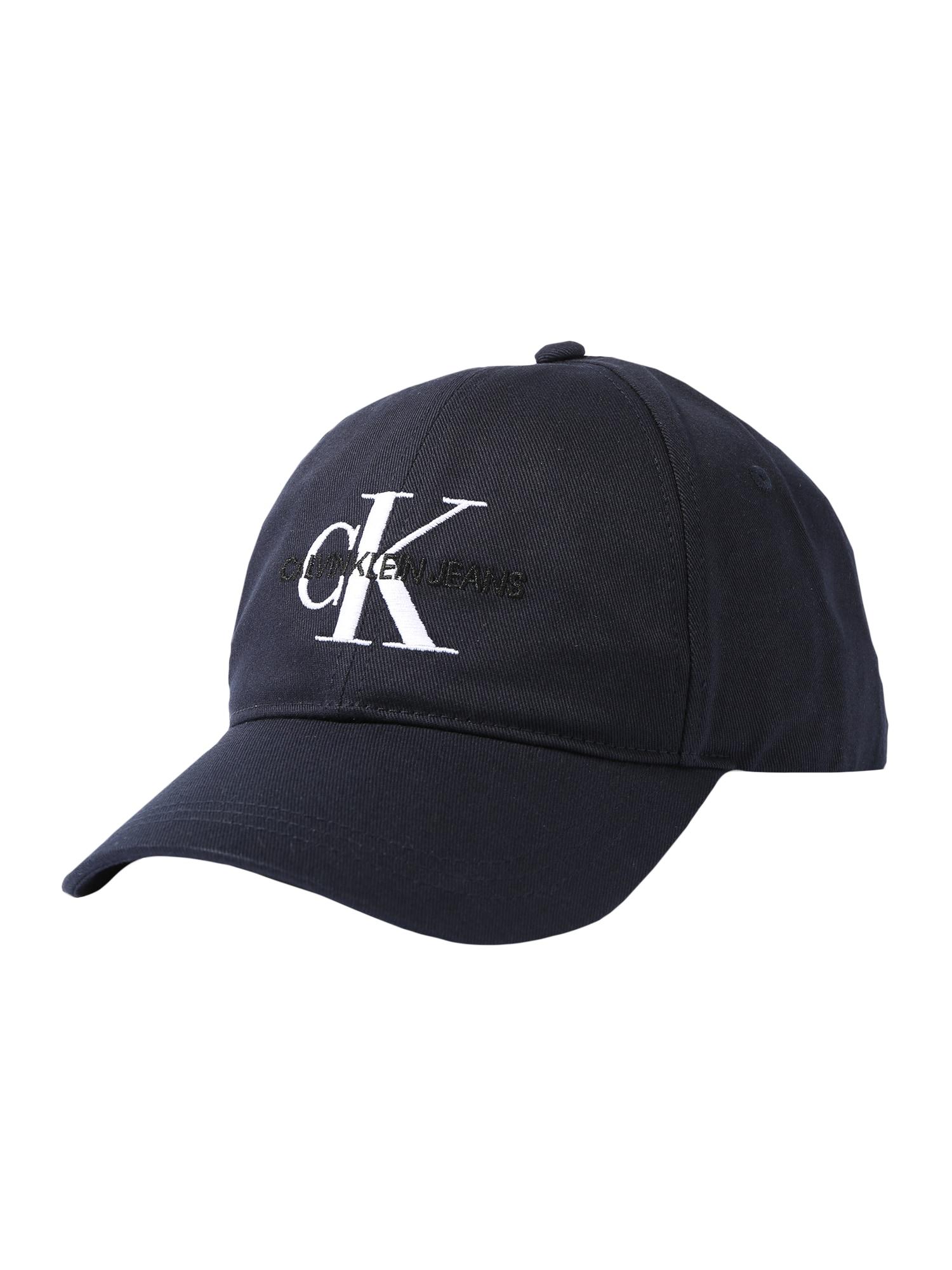 Calvin Klein Jeans Čiapka  námornícka modrá