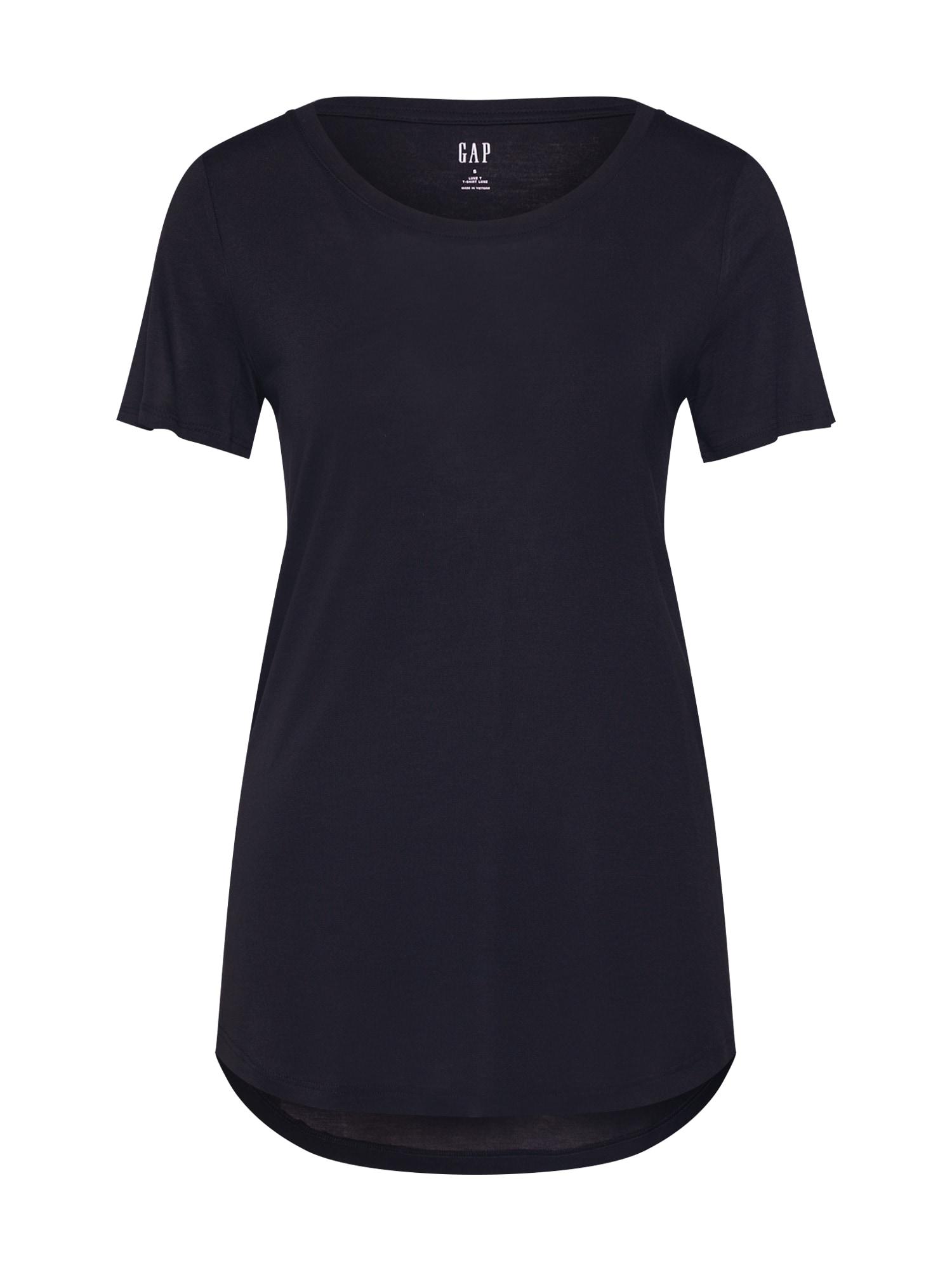 GAP Marškinėliai juoda