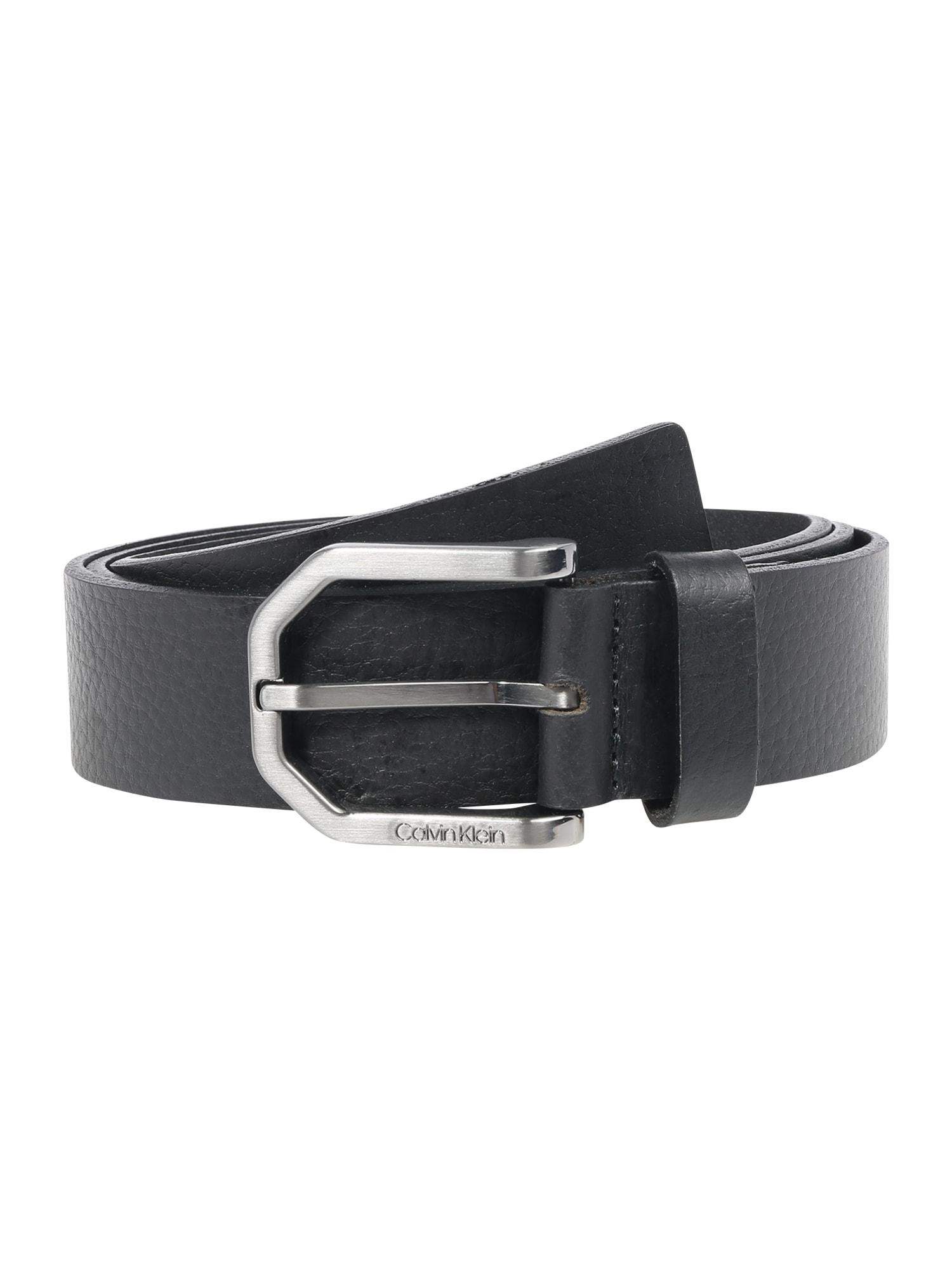 Calvin Klein Diržas 'ESSENTIAL' juoda