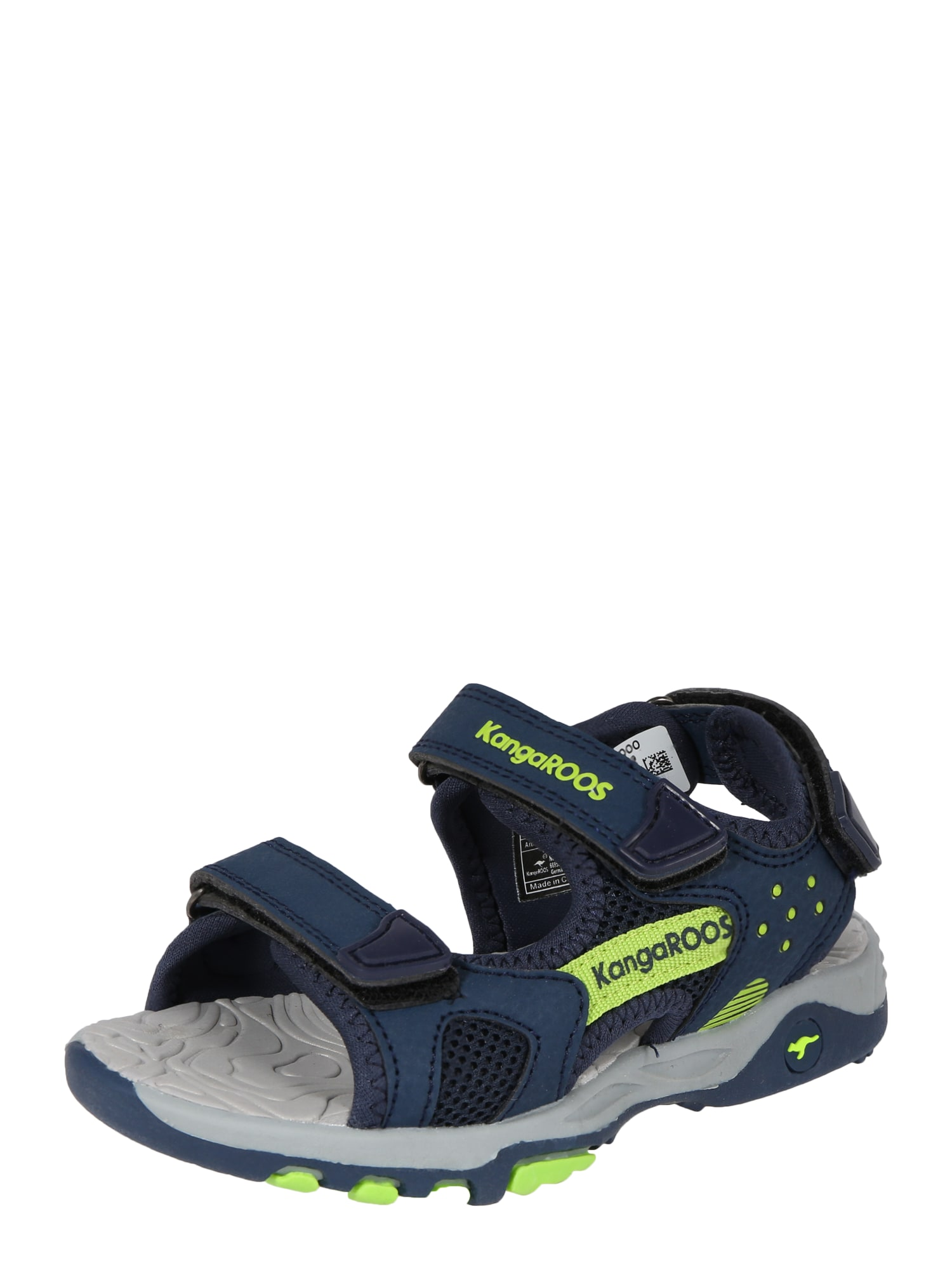 Otevřená obuv Logan námořnická modř KangaROOS
