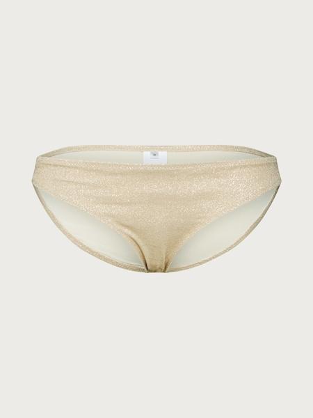 Bademode für Frauen - EDITED Bikinihose 'Perrin' goldgelb  - Onlineshop ABOUT YOU