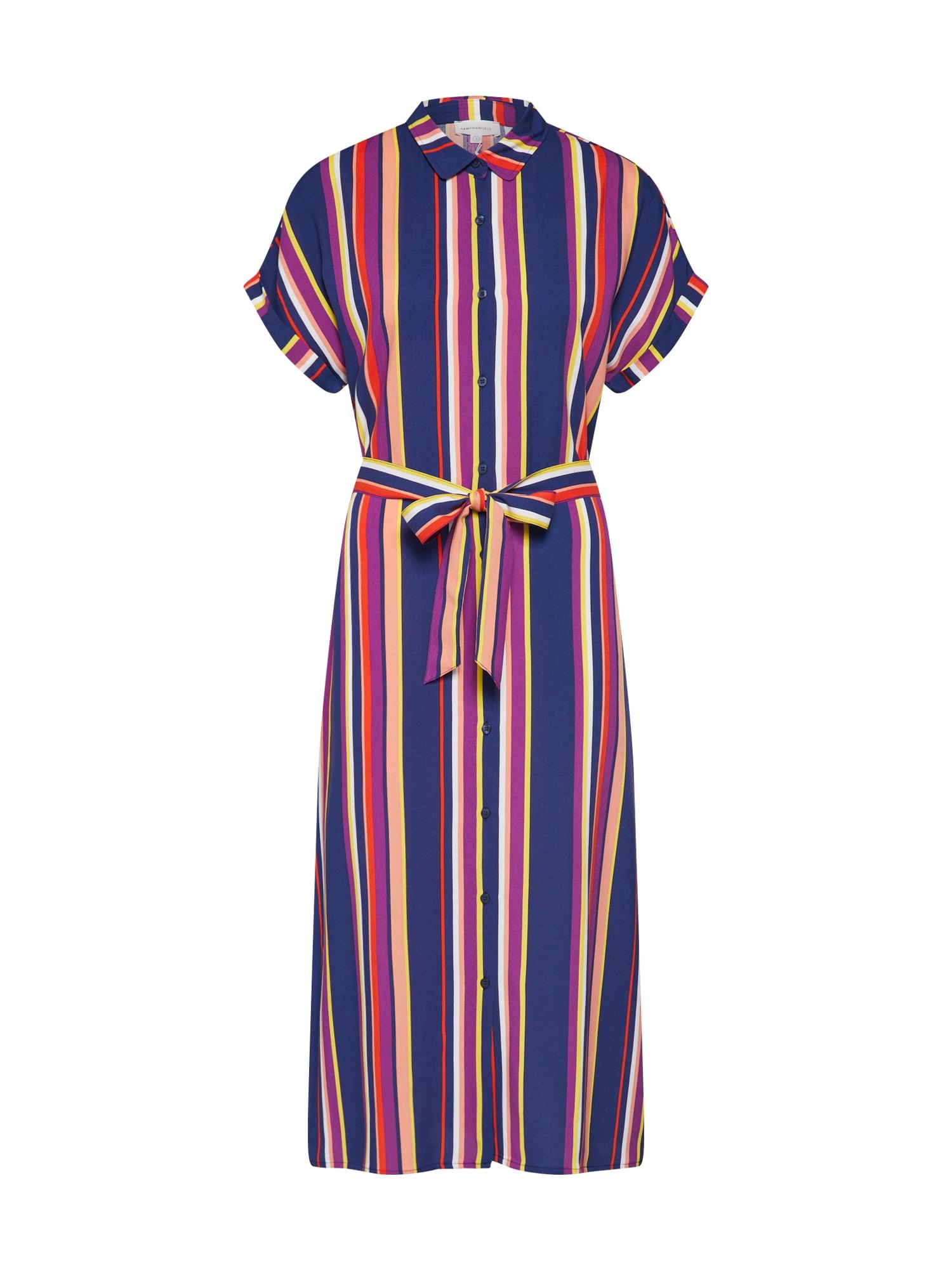Košilové šaty MARJAA mix barev ARMEDANGELS