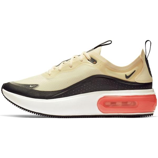 Sneakers für Frauen - Nike Sportswear Sneaker 'Nike Air Max Dia SE' beige rot schwarz  - Onlineshop ABOUT YOU