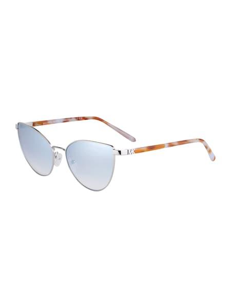 Sonnenbrillen für Frauen - Sonnenbrille 'ARROWHEAD' › Michael Kors › silber  - Onlineshop ABOUT YOU