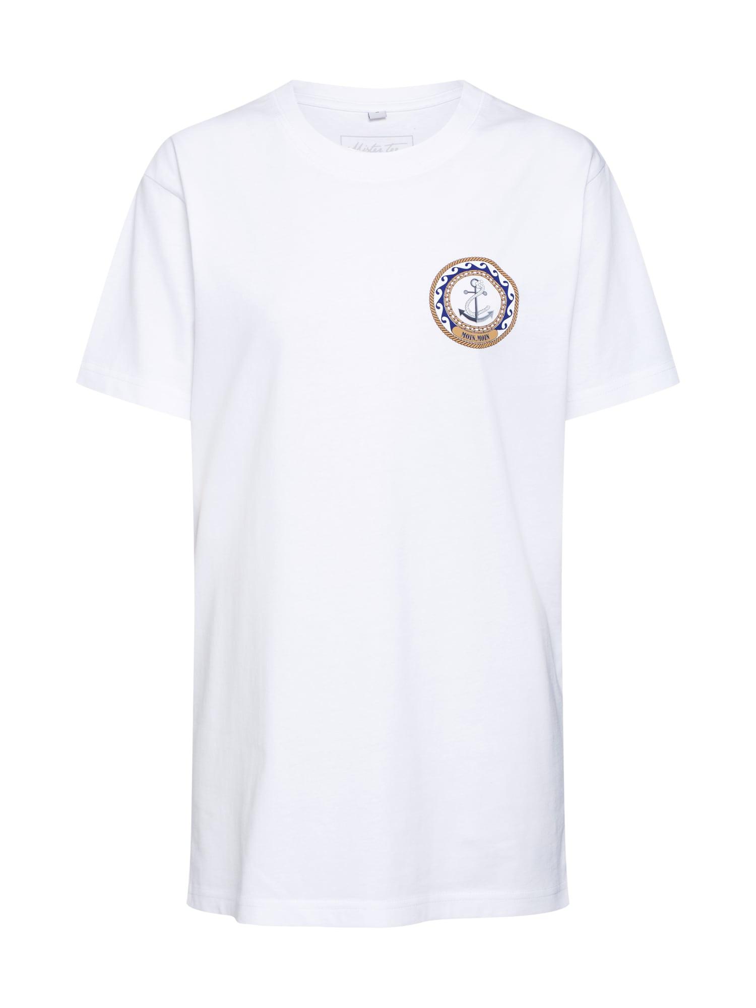 Tričko Moin Moin mix barev bílá Merchcode