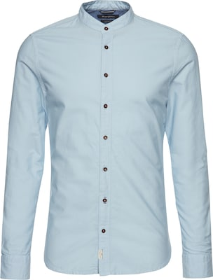 Marc O'Polo Hemd 'Band collar, facing at placket'