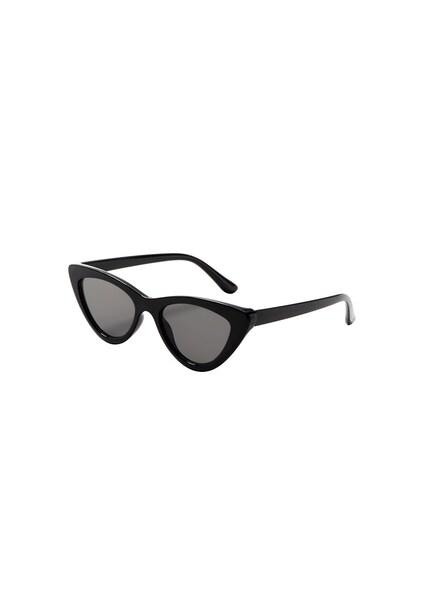 Sonnenbrillen für Frauen - MANGO Sonnenbrille 'Naomi' schwarz  - Onlineshop ABOUT YOU
