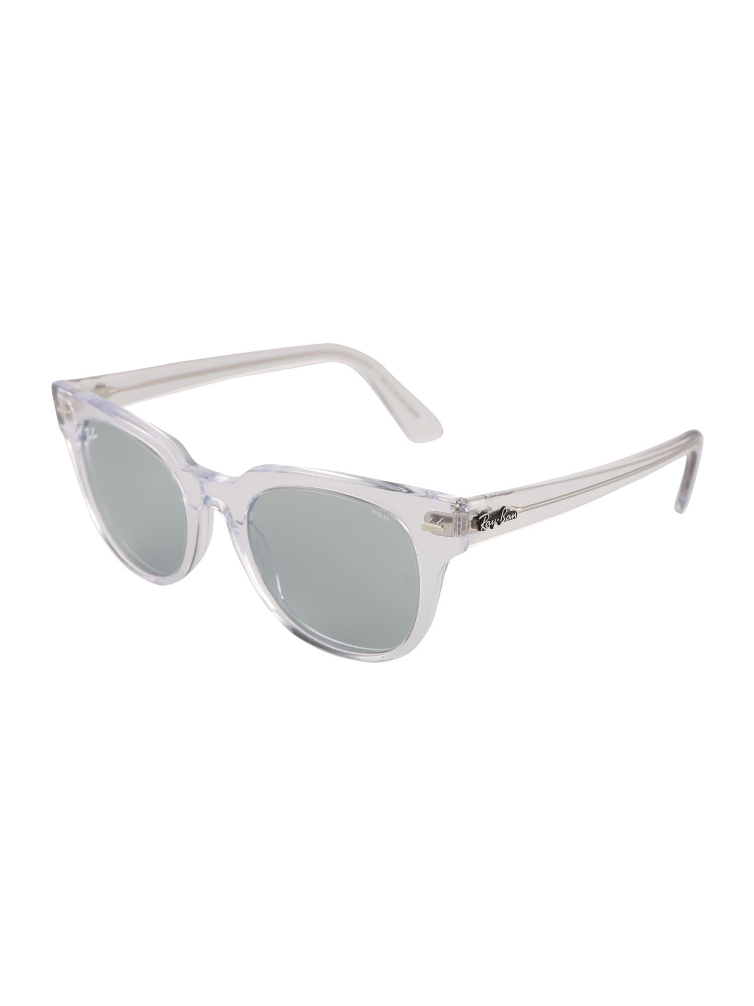 Ray-Ban Slnečné okuliare 'METEOR'  priehľadná