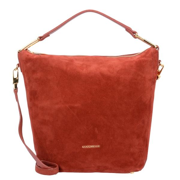 Handtaschen für Frauen - Coccinelle Handtasche 'Liya' feuerrot  - Onlineshop ABOUT YOU