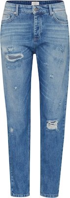 SELECTED FEMME 'SFROY BLUE CAMP' Boyfriend Jeans