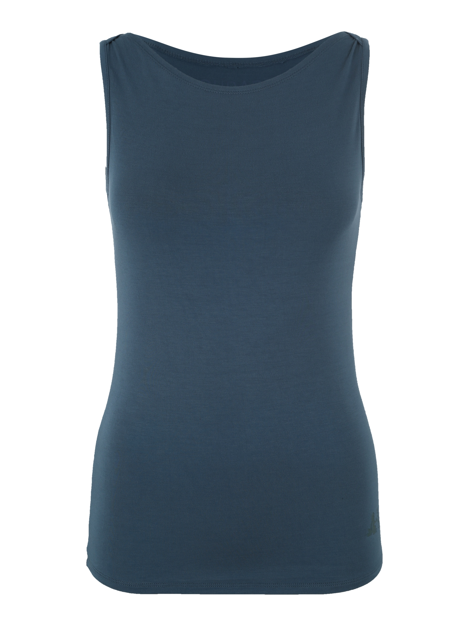 Sportovní top Flow petrolejová CURARE Yogawear