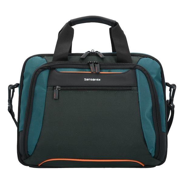 Businesstaschen für Frauen - SAMSONITE Laptoptasche 'Kleur' grün jade schwarz  - Onlineshop ABOUT YOU