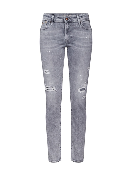 Hosen für Frauen - Jeans 'MONROE' › Denham › grey denim  - Onlineshop ABOUT YOU