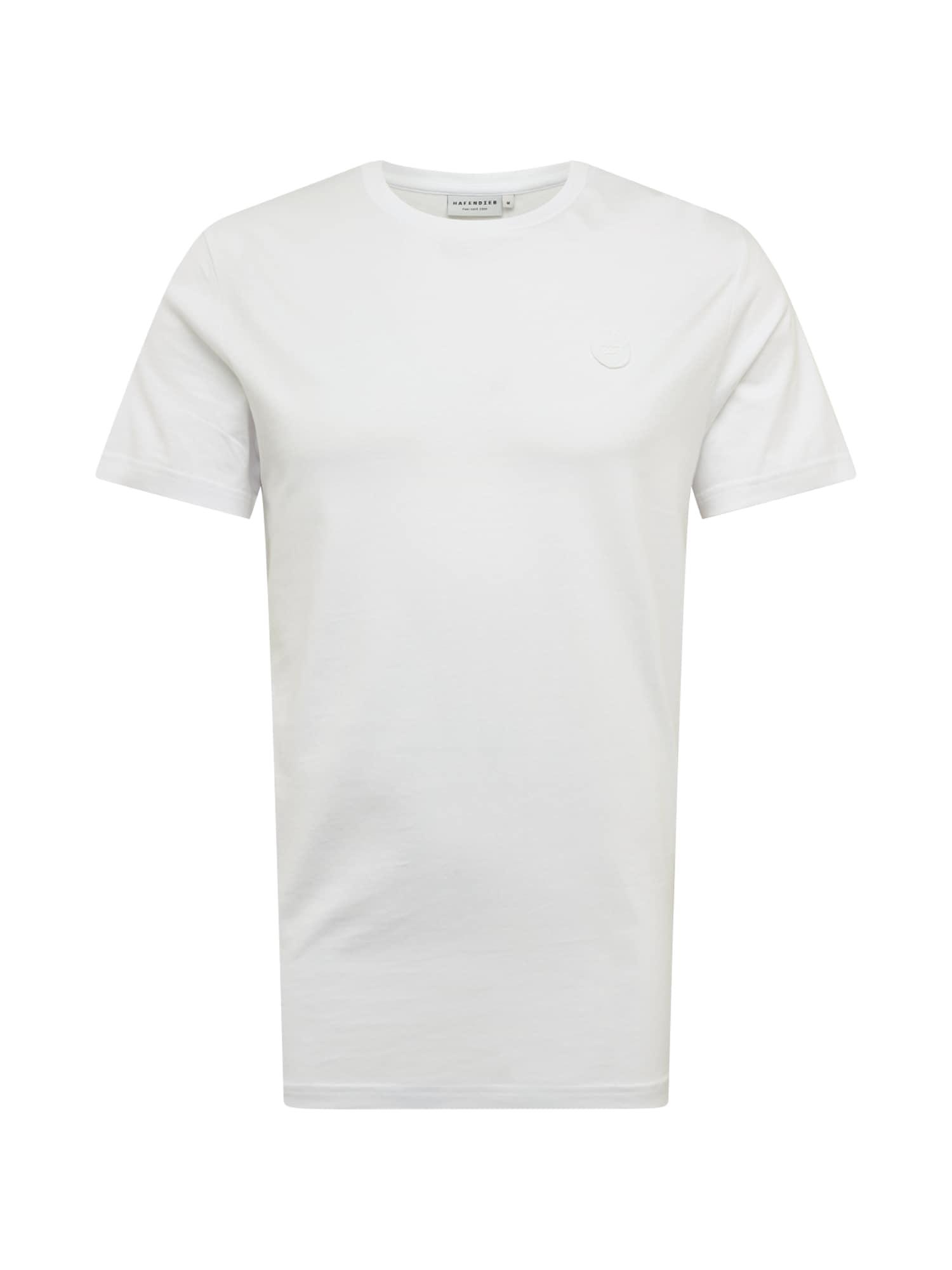 Hafendieb Marškinėliai balta