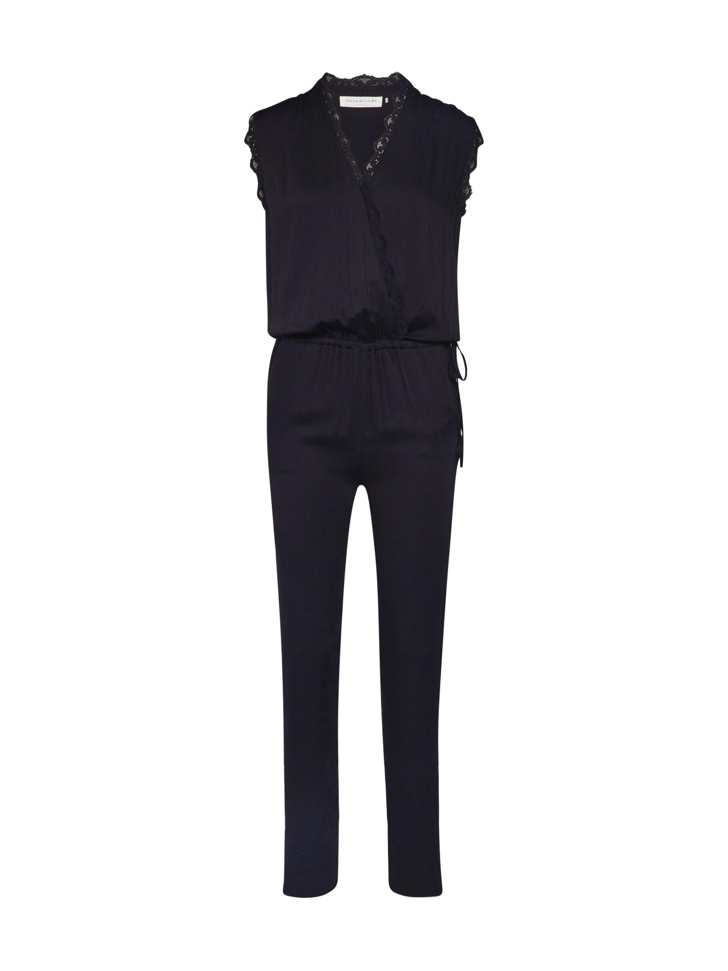 rosemunde Kombinezono tipo kostiumas juoda