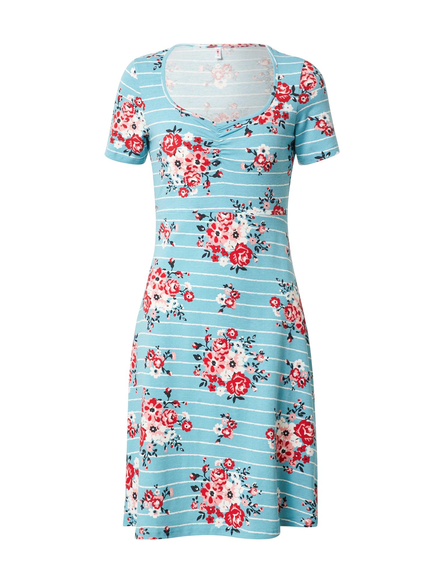 Blutsgeschwister Vasarinė suknelė mišrios spalvos / mėlyna
