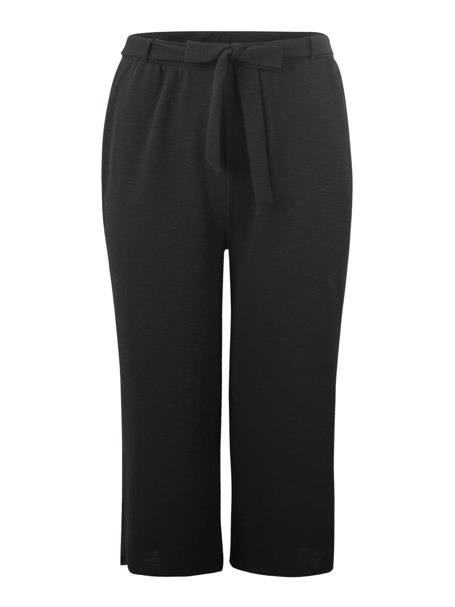 Kalhoty Alita černá ABOUT YOU Curvy