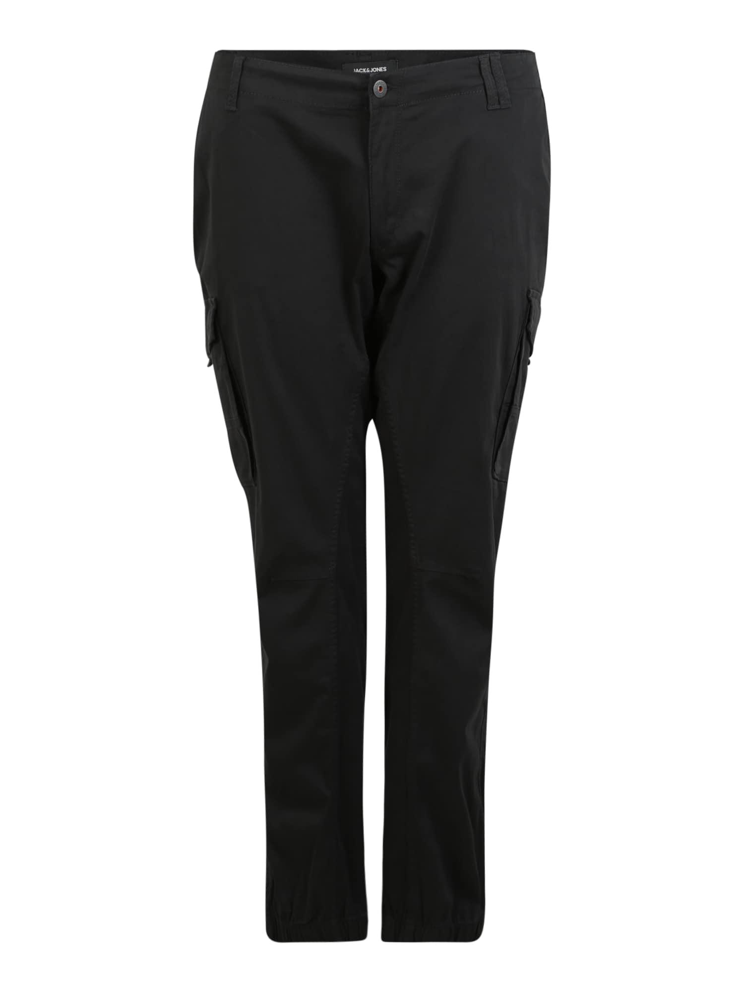 Jack & Jones Plus Laisvo stiliaus kelnės